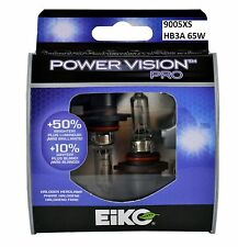EIKO Power Vision Pro 9005XS HB3A 65W Two Bulbs Head Light High Beam Lamp OE