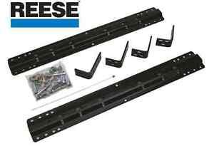 97-15 FORD F SERIES REESE BASE RAIL KIT 10BOLT FOR GOOSENECK / FIFTH WHEEL HITCH