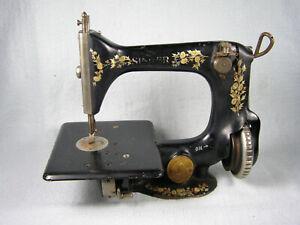 Antique Singer 24-26 Chain Stitch Sewing Machine - Very Nice