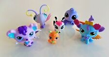 Authentic Hasbro Littlest Pet Shop LPS ~ Bug Fairies and Butterfly Lot