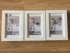 3 x IKEA RIBBA White Picture Frames  (Size 10x15 cm) - £12.99 - FREE P&P