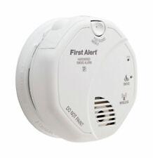 FIRST ALERT  Hard-Wired  Ionization  Smoke Alarm