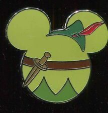 Mickey Mouse Icon Mystery Peter Pan Disney Pin 86555