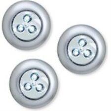 LIGHT IT by Fulcrum 30010-301 LIGHT IT 3 LED Wireless Stick-on Tap Light