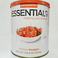 Emergency Essentials Freeze Dried Food Cheesy Lasagna #10 Can
