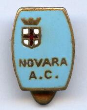 Italy Vintage Club AC NOVARA Football Badge Pin Buttonhole Nice Grade !!!