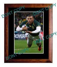 BRYAN HABANA SOUTH AFRICA 2011 WORLD CUP A3 PHOTO 2