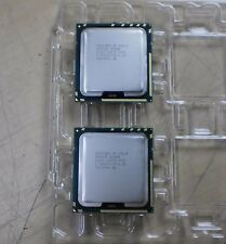 MATCHED PAIR  Intel Six-Core Xeon X5670 CPU 2.93GHz   CLEAN WORKING SERVER PULLS