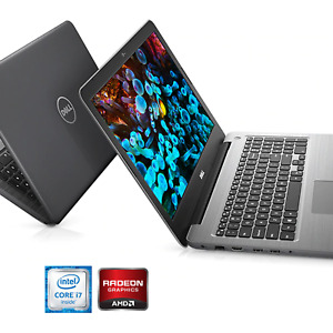 "Dell Inspiron 5567 15.6"" FULL HD Laptop (Intel Core i7-7500, 2TB, 8GB) Win 10"