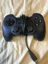 Logitech Dual Action USB Controller G-UF13A Gamepad Controller Never Used CLEAN