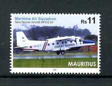 Mauritius 2016 MNH Maritime Air Squadron Dornier Aircraft MPCG04 1v Set Stamps