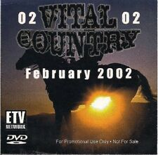 Etv Vital Country Dvd - February 2002