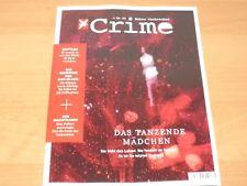 """Crime Wahre Verbrechen Nr. 22 """"DAS TANZENDE MÄDCHEN"""" Neuwertig!"""