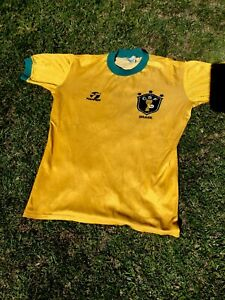 Brazil Historical jersey Topper, very good condition! early 80´s