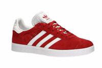 Adidas Originals Gazelle S76228 Red Suede Leather Men Shoes