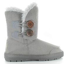 "Ella shoes ""Rita"" faux fur snow warm winter boot all UK sizes 3-9."