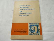 DDR-Bücher & -Zeitschriften über Propaganda & Politik