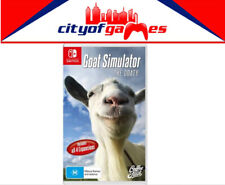 Goat Simulator The GOATY Nintendo Switch Game Brand New In Sock