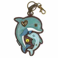 Chala - Dolphin - Key Fob / Coin Purse