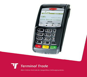 EC Kartenzahlung für 9,90 € Einsteiger Angebot iCT 220 Kartenlesegerät Terminal