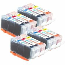 12 C/M/Y Ink Cartridges for Canon PIXMA MG5250 MG5300 MG5320 MG5350 MG6150