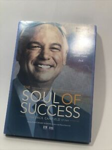 THE SOUL OF SUCCESS:The Jack Canfield Story Brand New / Sealed With Outer Sleeve