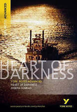 Heart of Darkness: York Notes Advanced by Joseph Conrad (Paperback, 2004)