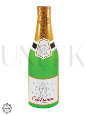 73 cm Large Inflatable Champagne Bottle Wine Hen Night Adult Fancy Dress Party