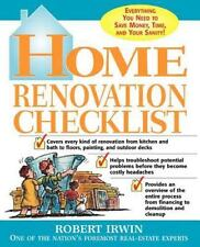Home Renovation Checklist: Everything You Need to Know to Save Money