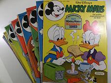 AUSWAHL = Micky Maus Comic Hefte 1983 Nr. 1 - 52 mit / ohne Beilagen