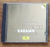 Beethoven Symphony 9 [IMPORT] - Berliner Philarmoniker and Karajan.Free Postage