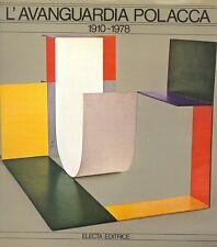 STANISLAWSKI Ryszard (a cura di), L'avanguardia polacca 1910-1978