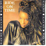 """BLACK BOX Ride On Time PICTURE SLEEVE 7"""" 45 rpm record NEW + jukebox title strip"""