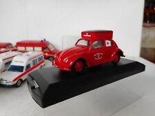 VITESSE VW VOLKSWAGEN KEVER BEETLE  1:43 Scale  Rotes Kreuz  M Box