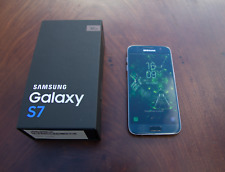 Samsung Galaxy S7 32GB Mobile Phone Gold Platinum (Unlocked) Boxed
