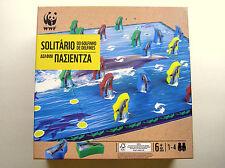 JUEGO ECOLÓGICO - WWF - SOLITARIO DE DELFINES - TERRA TOYS