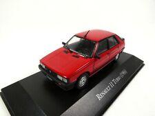 Renault 11 turbo 1986 - 1/43 Voiture Miniature SALVAT Diecast Model Car AQV11