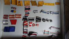 Ordensbänder 2.WK. EK 2 Eisernes Kreuz Band Bänder Ordenband Orden Auszeichnung
