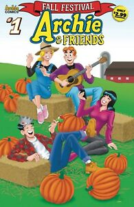 Archie & Friends Fall Festival #1 NM- 1st Print Archie Comics