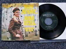 Nina Lizell - Man nehme..../ Sonnenschein und Regen 7'' Single