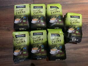 6 x 1 Kg Bio Caffe Crema  ganze Bohnen Mhd 08/21
