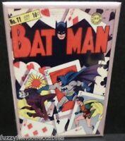 "Locker Magnet Harley Quinn Batgirl The Batman Adventures #12-2/"" X 3/"" Fridge"