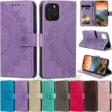 For iPhone 12 11 Pro Max XR SE2 6s 7 8 Plus Wallet Card Stand Leather Case Cover