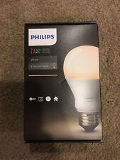 Philips Hue LED White Bulb E27 800 Lumens 2700 Kelvin Lighting FREE DELIVERY