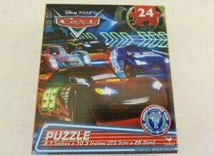 ✅Disney Cars Puzzle 24 pieces  Ships Free 🚀