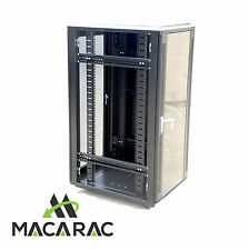 "27U 600mm DEEP SERVER / DATA CABINET (19"" Rack / Incl. 2 x 240Vac Fan Unit)"