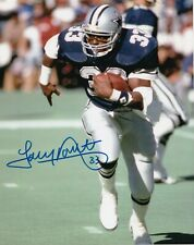 TONY DORSETT DALLAS COWBOYS SIGNED AUTOGRAPH 8X10 PHOTO
