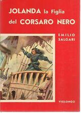 JOLANDA LAFIGLIA DEL CORSARO NERO - EMILIO SALGARI