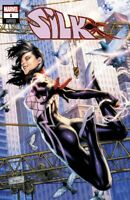 Silk #1 (2021) Unknown Comics Jay Anacleto Cover A Variant Marvel Comics