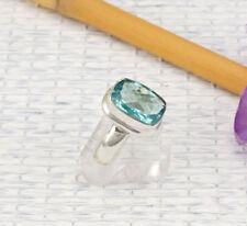 Erhitzter Markenloser Ringe mit echten Edelsteinen für Damen